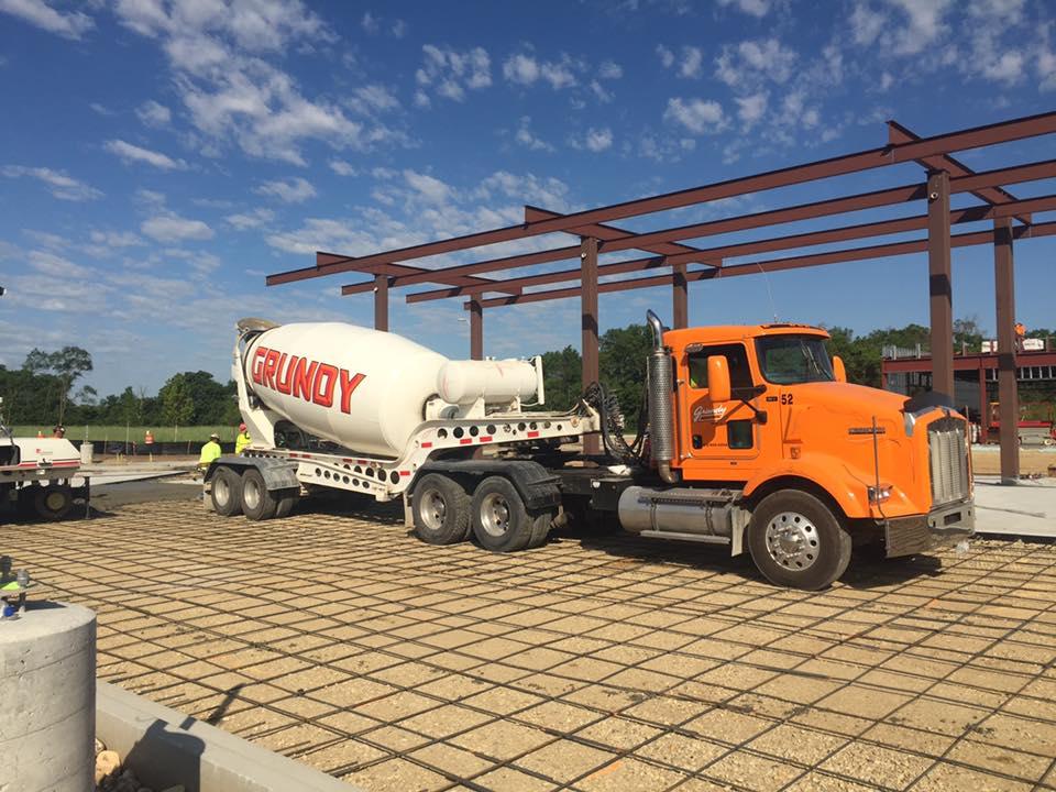 grundy truck